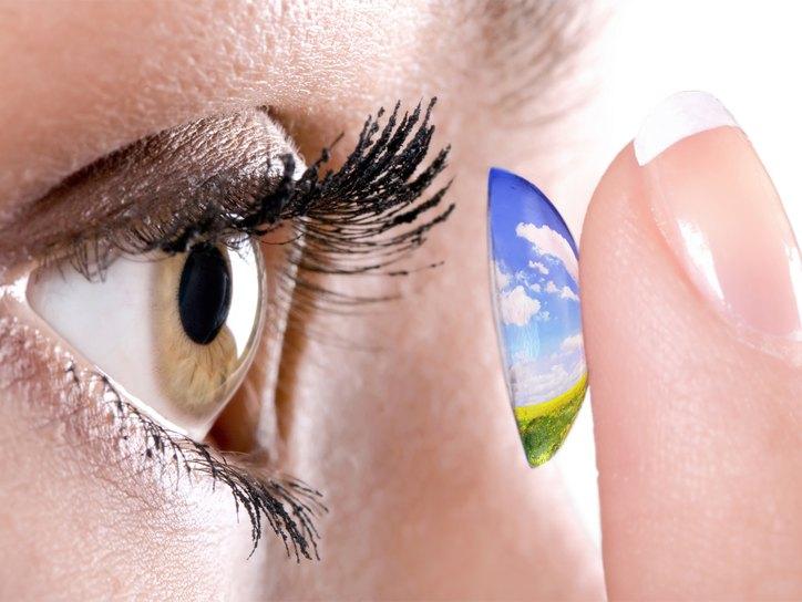 Использование контактных линз все что нужно об этом знать
