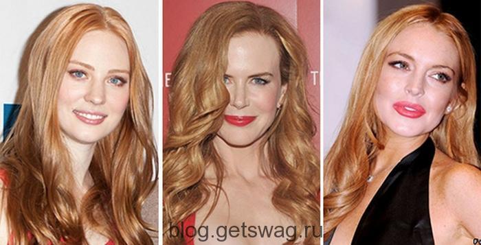Как правильно подобрать цвет волос в зависимости от своего цветотипа