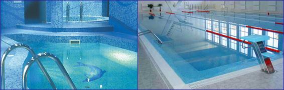 Подготавливаем воду для бассейна