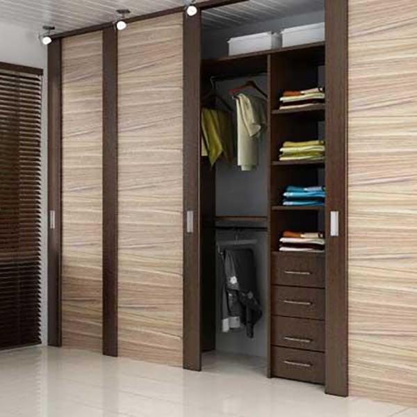 Шкаф-купе для удобства жизни