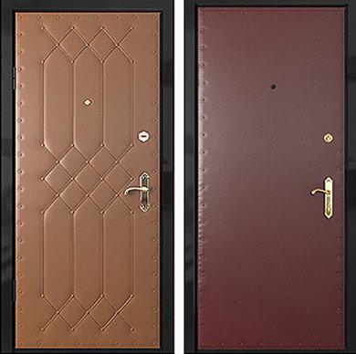 Входная дверь класс Эконом