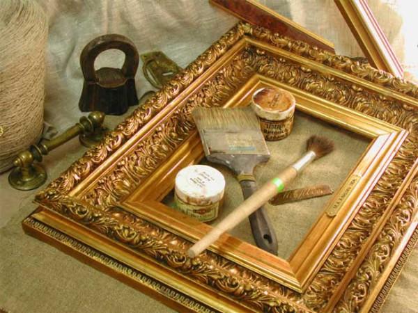 Багет для картин своими руками изготовление