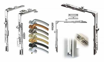 Детали и механизмы для пвх окон