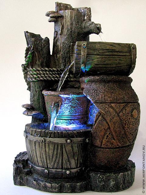 Домашний фонтан