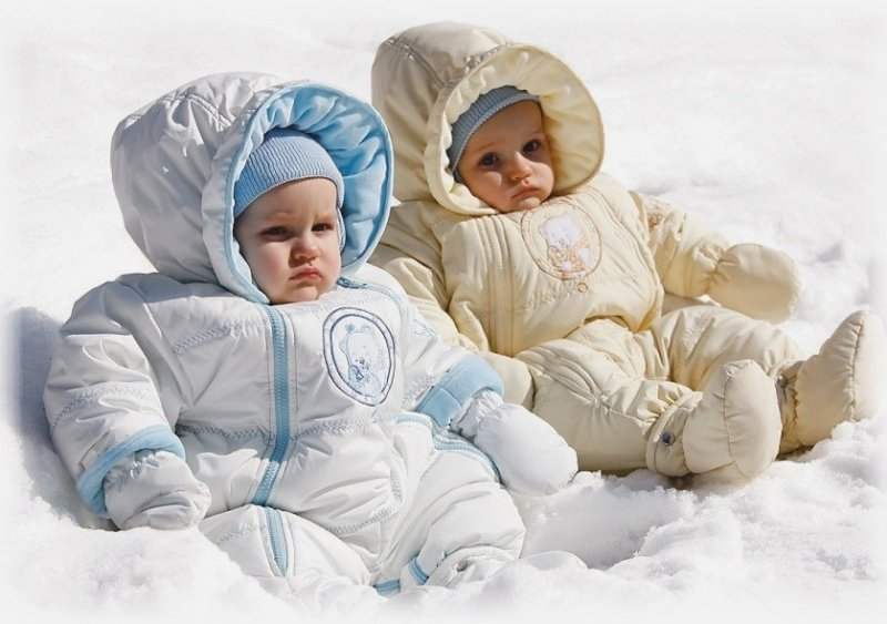 Как выбрать зимнюю одежду ребенку? — ВСЕ ПРОСТО!