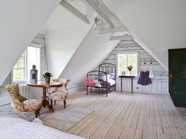 Мансардные окна простой способ сделать мансарду уютной и светлой