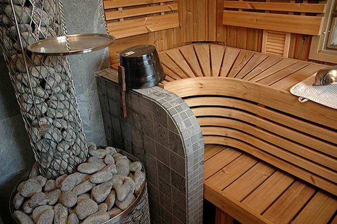 Материалы, применяемы для теплоизоляции сауны или бани