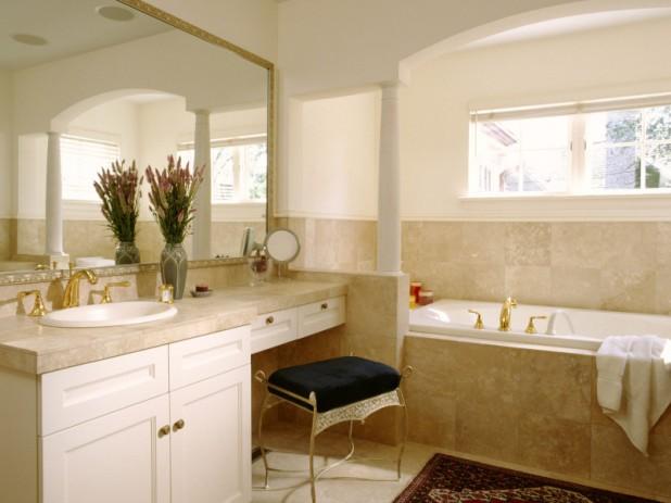 Оформляем ванную комнату