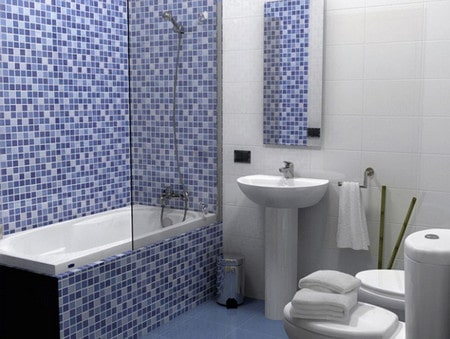 отделки ванной фото