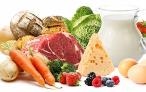 Рациональное питание и минеральные вещества - залог красоты