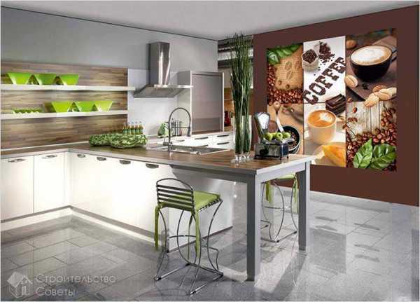 Важно не превратить кухню только в место, где делается еда, но также и оставить здесь долю комфорта и возможности уединения.
