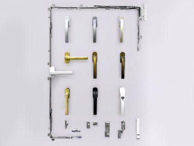 Выбираем фурнитуру для металлопластиковых окон