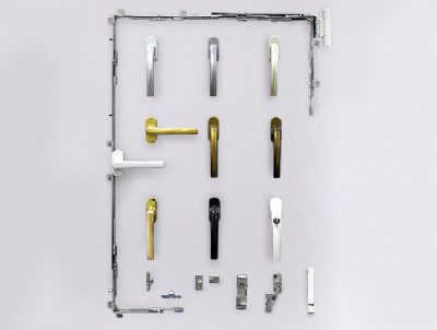 Выбор надежной фурнитуры для металлопластикового окна