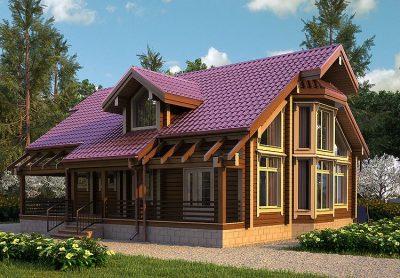 Загородное строительство дома и его самые главные преимущества