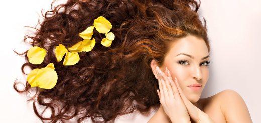 Уход за волосами во время укладки