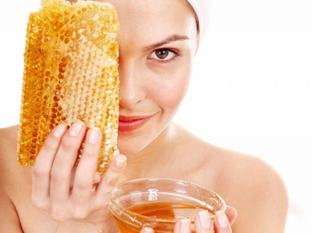Использование меда в косметических целях