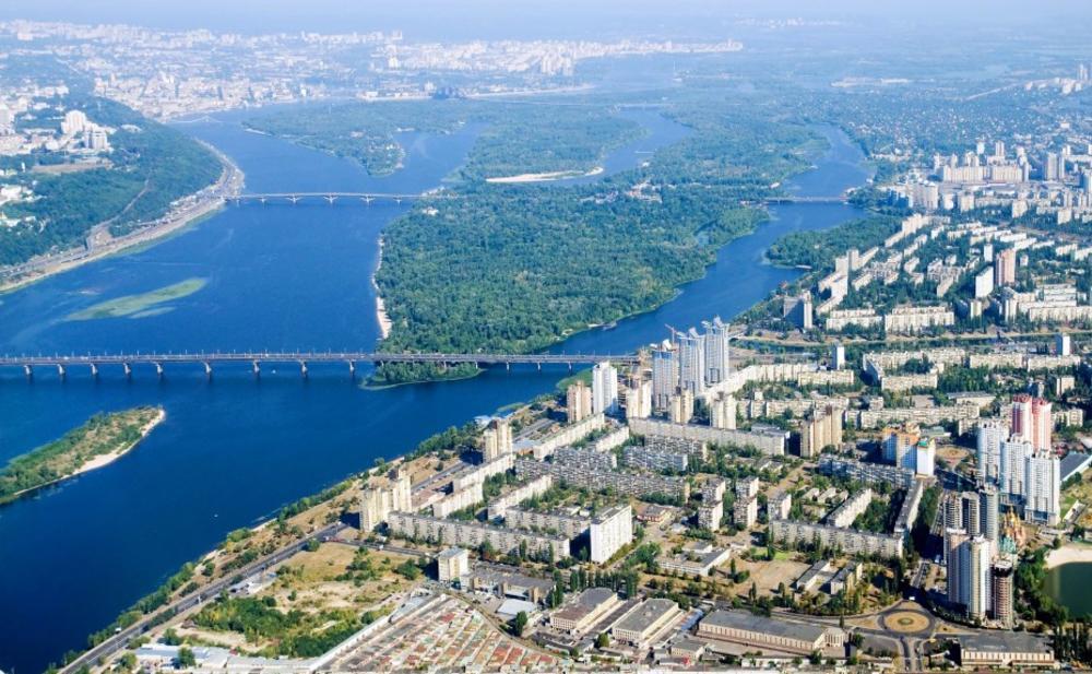 Популярные ЖК в пригороде Киева