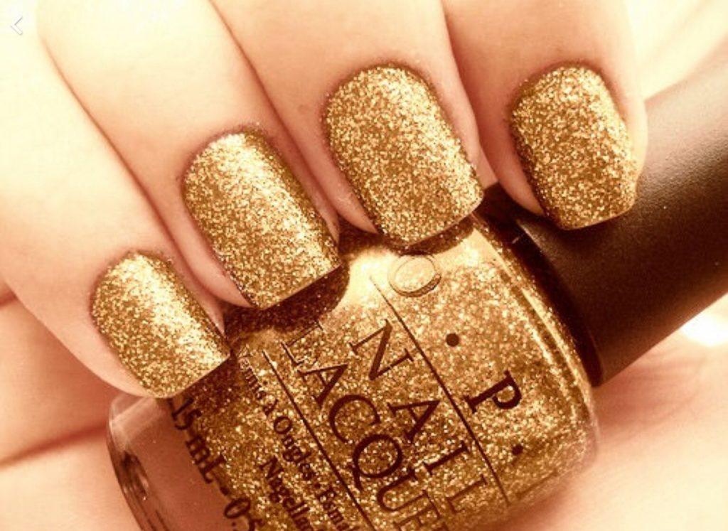 Золото - тренд нового сезона