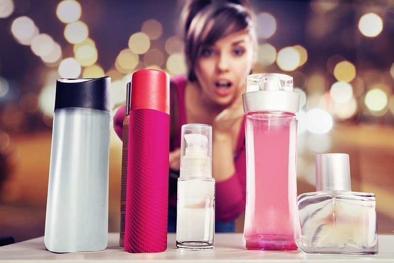 Ближе к телу – выбираем парфюм
