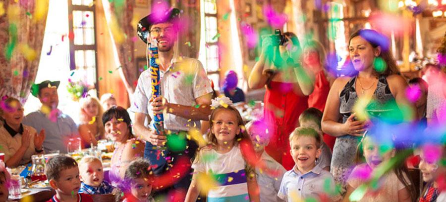 Что такое детский праздник?