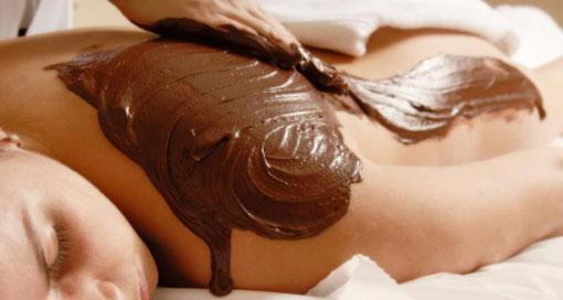 Домашнее шоколадное обертывание