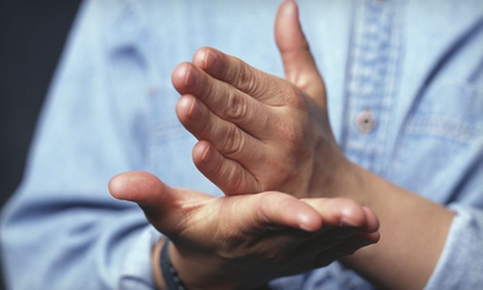 Использование языка жестов для удачного трудоустройства