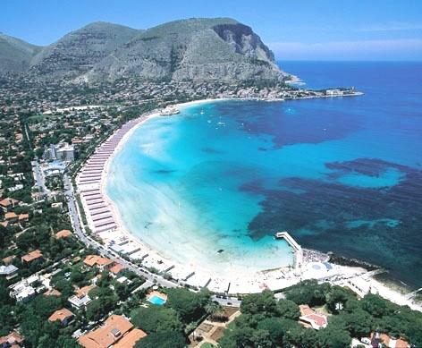 Италия: отдых на Сицилии