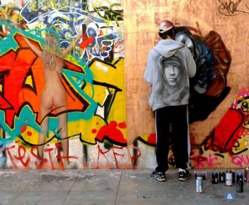 Как избавиться от граффити?