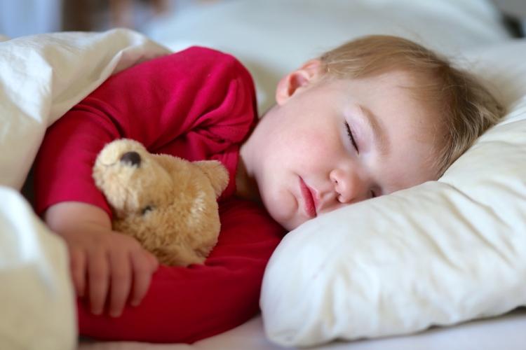 Как научить ребенка спать в детском саду