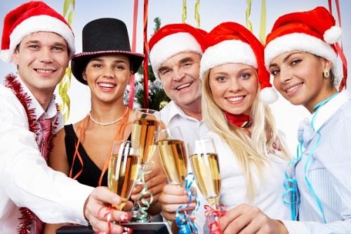 Как вести себя на корпоративных вечеринках?