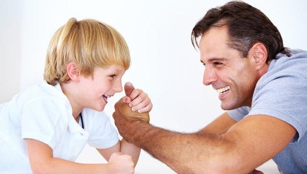 Как вырастить мальчика мужчиной