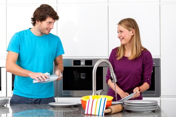 Как заинтересовать мужа в помощи по дому