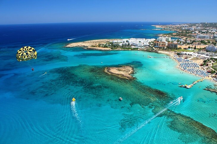 Кипр: остров для идеального отпуска