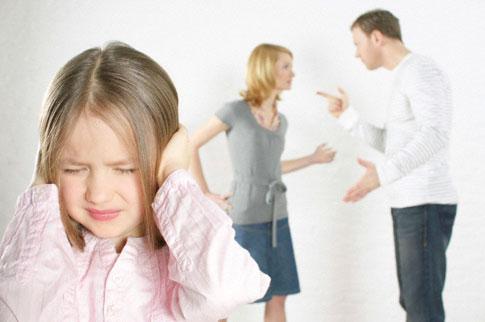 Конфликты в семейной жизни