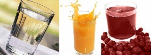 Несколько рецептов приготовления коктейлей