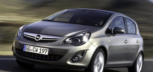 Opel Corsa 2010: красота и стиль
