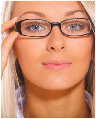 Особый макияж для тех, кто носит очки