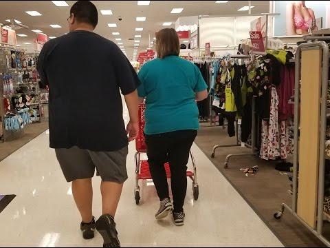 Ожирение, лишний вес, Америка