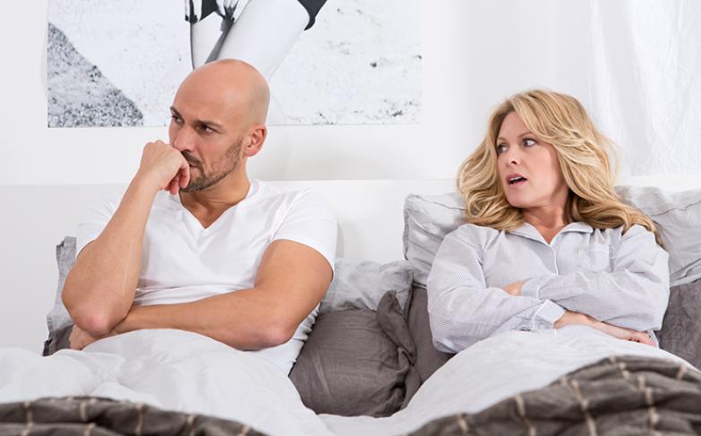 Почему мужчины постоянно сексуально активны