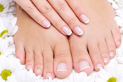Подготовка ног к домашнему педикюру