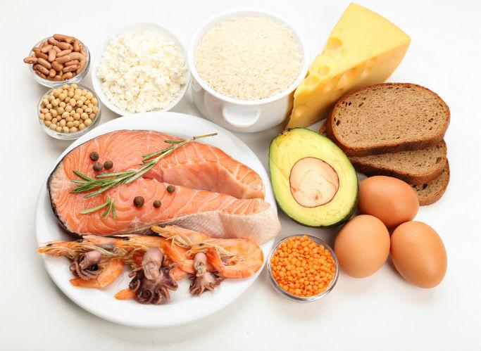 Правильное питание: жиры вредные и полезные