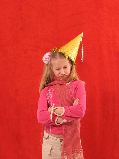 Причины избалованности ребенка