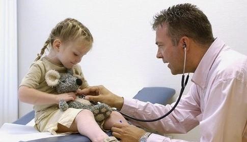 Ребенок боится идти к врачу