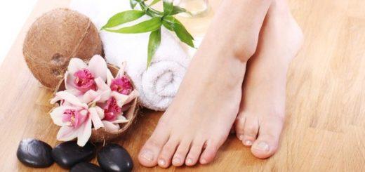 Самостоятельный массаж ног