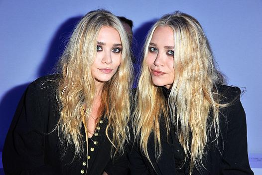 Самые стильные сестры - Олсен