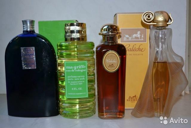 Селективная и винтажная парфюмерия