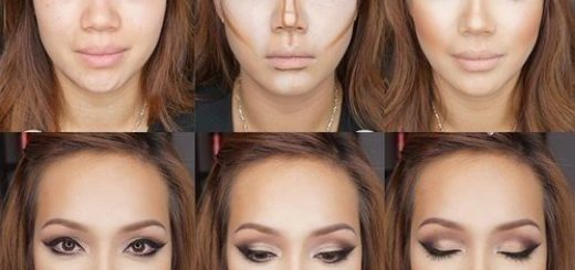 Скроем недостатки макияжем