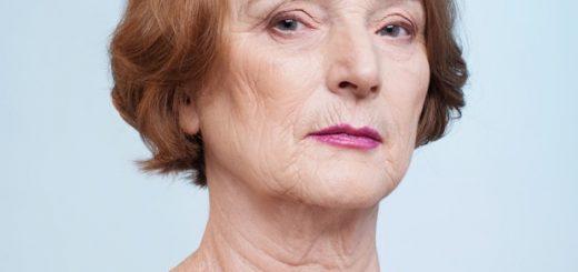 Скрываем возраст макияжем правильно