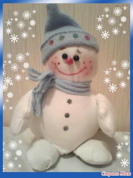 Снеговички-добрячки