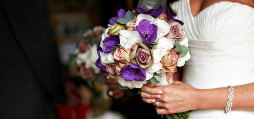 Советы по выбору свадебного букета